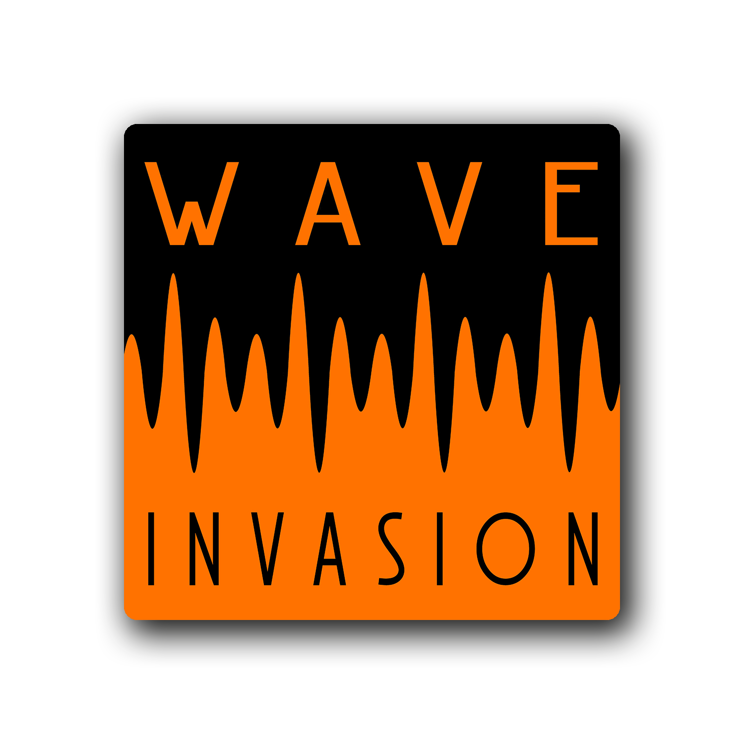 Wave Invasion